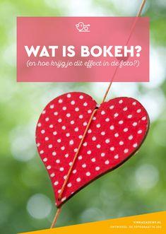 #fotografietips Wat is bokeh? En hoe krijg je het bokeh-effect in de foto?