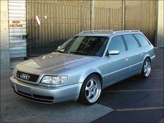 Polski Klub Audi C4 :: www.audi-c4.pl :: Zobacz temat - Fotki z ciekawie zrobionymi AUDI C4 :)