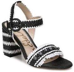 Shop for Sam Edelman Olisa Leather Ankle-Strap Sandals at ShopStyle.com