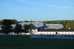 Schedule a visit to Caz today and check out the beautiful Equine Education Center!