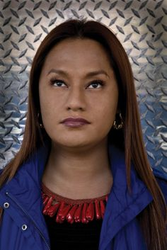 Shigeyuki Kihara is a Fa'afafine (third gender) Samoan-Japanese contemporary artist who immigrated to New Zealand