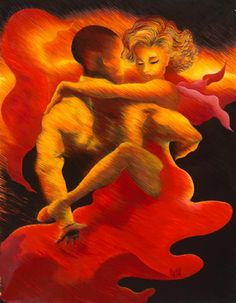 Contributing to Black Art in America, Reflecting a Way of Life, Colorfully Celebrating with Images of Life's Experiences. Fine Art and Prints. Twin Flame Love, Twin Flames, Ribbon In The Sky, Life Images, Black Art, Love Art, Twilight, Artist, Prints