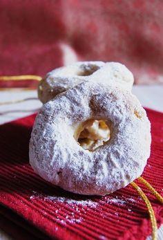 Baked Apple Cider Doughnut - SRC - October 2012 - Healthy. Delicious.   Chocolates & Dreams