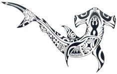 polynesian shark | Shark spirits and gods | Chesterfield Pagans