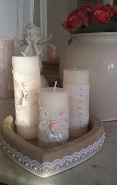 Henna Candles, Gel Candles, Candle Lanterns, Pillar Candles, Rainbow Wedding Centerpieces, Candle Pics, Bougie Candle, Victorian Crafts, Square Candles