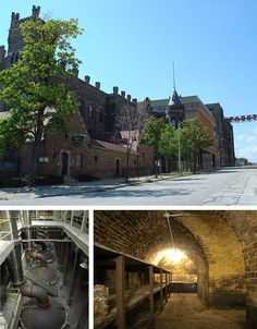 Milwaukee, Wisconsin: Once the largest brewer in America, the Pabst Brewery was opened in the mid-1800s and closed its doors over a century and a half later in the mid-1990s. Over the course of its existence the complex bottled millions of barrels' worth of beer.