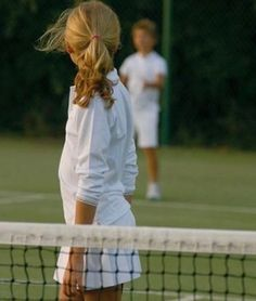 An Instructor for Your Child – Learn Tennis Club Tennis Clubs, Tennis Players, Style Blog, Jouer Au Tennis, Tennis Whites, How To Play Tennis, Tennis Tips, Tennis Gear, Ivy Style