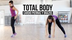 Ejercicios para brazos y piernas | Total body