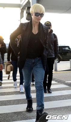 Blonde Yesung