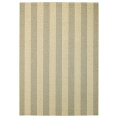 Capel Rugs Walkover Stripe Oatmeal Rug CA6952700 $79.00