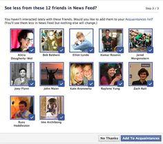 """Facebook agora sugere quais usuários """"ignorar"""" no seu feed"""