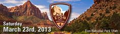 The Zion Half Marathon - Maybe next year :)