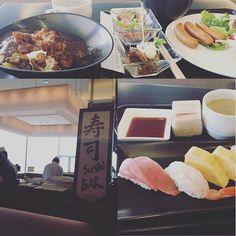 #JAL #FirstClass #Lounge #Tokyo #Narita #airport #food #travel #reviewsbycouple