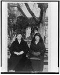 Anna and Adolphine in Merino