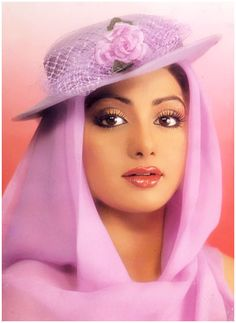 Sridevi, best bollywood actress ever!
