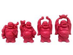 Esculturas Happy Buda em Marmorite - Kit - http://www.artesintonia.com.br/esculturas-happy-buda-em-marmorite-kit