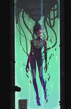Cyberpunk Aesthetic, Arte Cyberpunk, Space Opera, Futuristic Art, Science Fiction Art, Sci Fi Art, Character Design Inspiration, Art Inspo, Art Reference