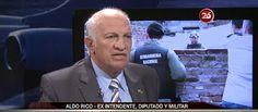"""NOTICIAS VERDADERAS: ALDO RICO: """"EL SUBMARINO ERA UN VEHÍCULO OBSOLETO,..."""