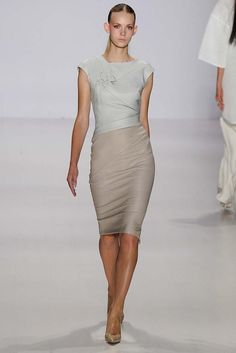 REPIN this Pamella Roland look and it could be yours to rent next season on Rent the Runway! #RTRxNYFW