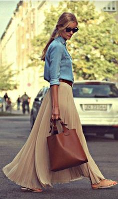 New Dress Casual Spring Long Maxi Skirts Ideas Spring Dresses Casual, Casual Summer Outfits, Trendy Dresses, Nice Dresses, Outfit Summer, Long Dresses, Dress Long, Maxi Outfits, Casual Dress Outfits