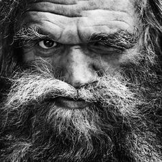 Male Portrait - Photograph by Andy Prokh / Photodom.com