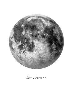 - - Check more at mond. - – – Check more at mond. Moon Drawing, Drawing Eyes, Tattoo Mond, Ciel Nocturne, Moon Painting, Poster Design, Moon Magic, Moon Print, Nature Tattoos