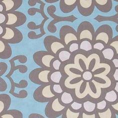HALF YARD  Amy Butler Fabric Lotus Collection Wallflower in