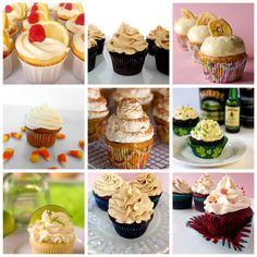 10 Cupcake Recipes
