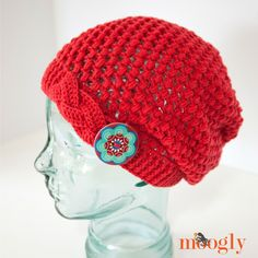 I shared the Madly in Love infinity scarf a while back – and it's been crying out for a matching hat ever since! So at long last, here it is – the Madly In Love Hat, in 3 sizes! Disclaimer: This post includes affiliate links. Madly In Love Hat Add this pattern to your Ravelry [...]