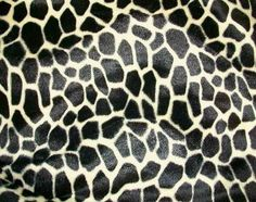 Soft Fur Giraffe - fabulous sale price