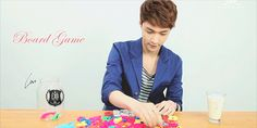 Eye Contact with EXO : Tender Love - Lay (2/5)