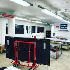 We are getting things going with the production. For any project involving custom size heavy duty smart LED displays contact me at gen@ampron.eu  #ampron #LED #production #estonia #hardware #LEAN