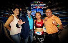 """La Campeona súper mosca del Consejo Mundial de Boxeo, la mexiquense Zulina """"Loba"""" Muñoz ya planea la onceava defensa de su fajín del organismo verde y oro.."""