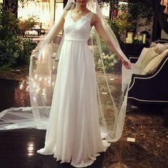 03-8806 CELESTINA AGOSTINO セレスティナ アゴスティーノ Formal Dresses, Wedding Dresses, One Shoulder Wedding Dress, Fashion, Dresses For Formal, Bride Dresses, Moda, Bridal Gowns, Formal Gowns