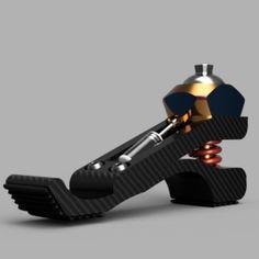 Leg Prosthesis, Robot Leg, Mit License, Real Robots, Prosthetic Leg, Robot Concept Art, Robot Design, Yanko Design, Mechanical Design