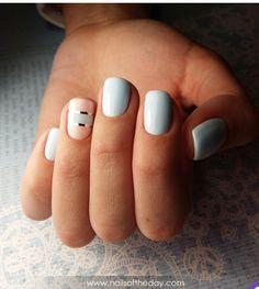 cute nail art designs for short nails 2019 page 21 Cute Nail Art Designs, Beach Nail Designs, Cute Nails, Pretty Nails, Blue Glitter Nails, Finger, Plain Nails, Fall Acrylic Nails, Gel Nails At Home