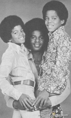 Michael,Jackie and Marlon 1971 - Love Songs Cover Shoot The Jackson Five, Jackson Family, Janet Jackson, Familia Jackson, Musica Popular, The Jacksons, Popular Music, Celebs, Celebrities