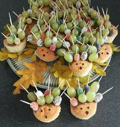 Cupcakes egels