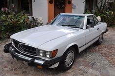 Mercedes-Benz - 560 SL R 107 - 1987