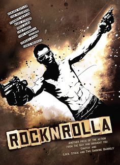 RocknRolla - Guy Ritchie recaptures some of the geezerish glories of Lock, Stock and Two Smoking Barrels with this yarn incorporating Russian mafia, old school Cockney gangsters and low-life crims out of their depth. Tom Wilkinson is the reigning East End guvnor and Gerard Butler the wannabe kingpin who owes him big time. However, it's Mark Strong as Wilkinson's careworn henchman who steals the show with a clinical performance of wit and timing,