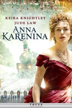 Anna Karenina - a highly artistic adaptation of Leo Tolstoy's classic novel. ~