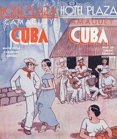 Hotel Plaza, Cuba ~ Conrado Massaguer | #Hotels #Havana #Cuba