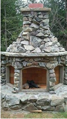 3 sided fireplace......really like this :)