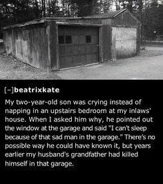 creepiest-things-kids-told-parents-garage