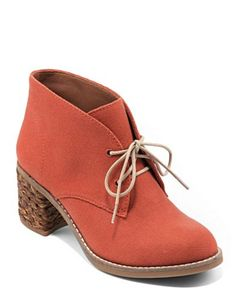 Hale Booties - Final Sale - Lucky Brand Jeans
