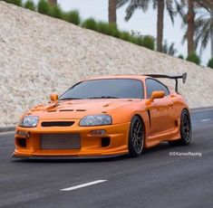 """Toyota Supra """"Orange & Outrageous"""" THG – RequiemAngeL – Join the world of pin Toyota Supra Rz, Toyota Cars, Fast And Furious, Honda Civic Coupe, Camaro Car, Tuner Cars, Japan Cars, Top Cars, Unique Cars"""