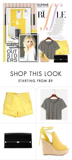 """""""Untitled #277"""" by beenabloss ❤ liked on Polyvore featuring Diane Von Furstenberg and GUESS"""