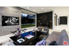 Ultra-glam living room