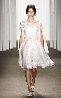 Honor from 100 Best Fashion Week Looks from All the Spring 2015 Collections | E! Online
