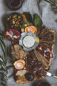 Boursin Cheese Platter | HonestlyYUM